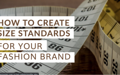 How to keep your fashion brand's sizing consistent